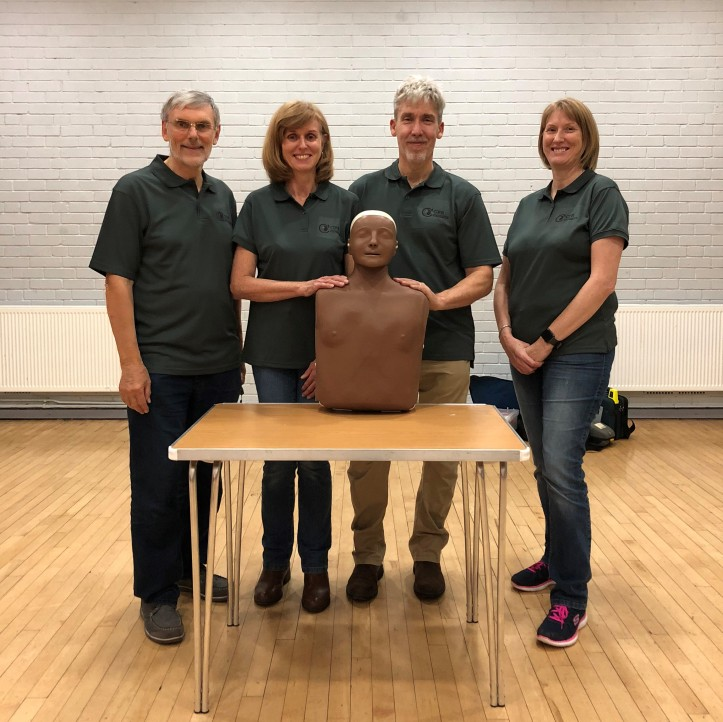 CPR TEAM PHOTO